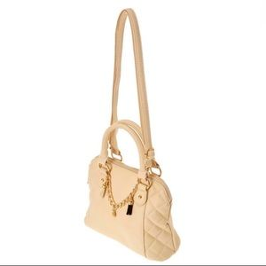 Beautiful Cream Handbag Purse